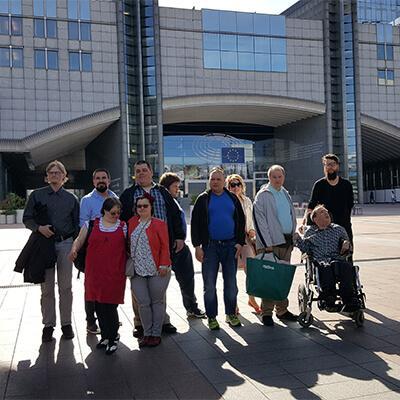 Asiantuntijaryhmä Brysselissä