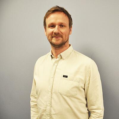Kuvassa Tukena Päivänsäteen esimies Marko Ahlström